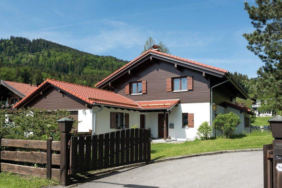 Ein Einfamilienhaus am Tegernsee