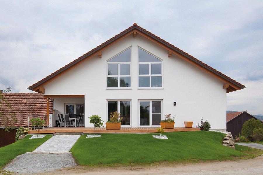 Ein Haus-Anbau